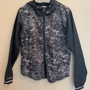 Under Armour Storm Running Jacket Size Large